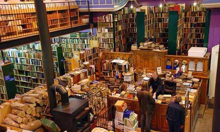 Una libreria qualunque, ma che calore!