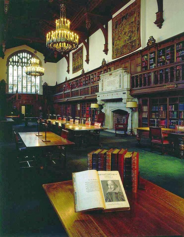 Biblioteca Folger Shakespeare, Washington, U.S.A.