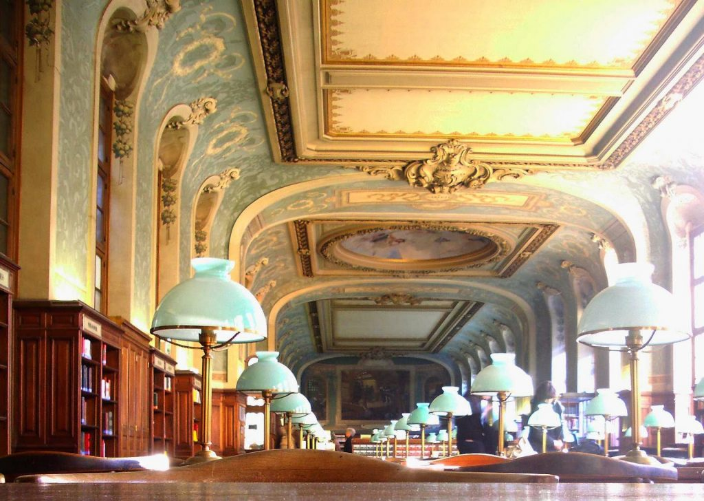 Biblioteca della Sorbona - Sala Saint-Jacques
