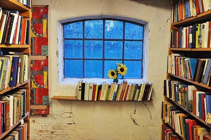 Libreria in Norvegia