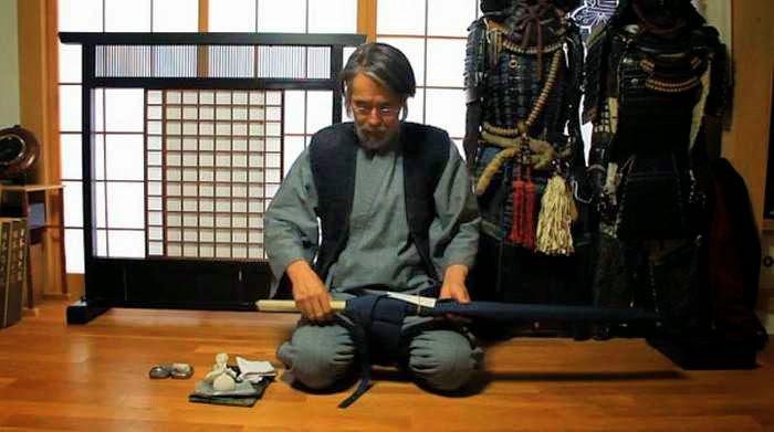 Korehira Watanabe, uno degli ultimi forgiatori di spade del Giappone