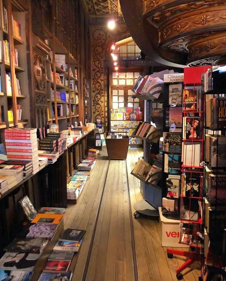 Libreria Lello a Porto, Portogallo