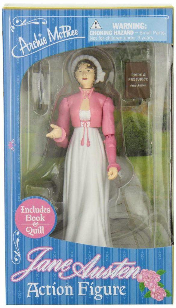 statuina di Jane Austen