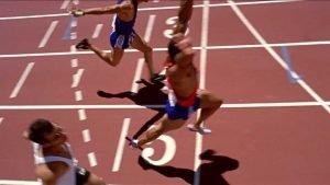 Concludere la maratona per l'atleta è arrivare al finale per l'autore.