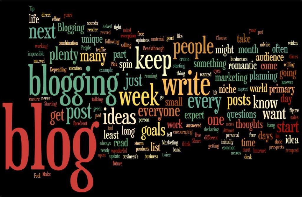 tante parole per un blog