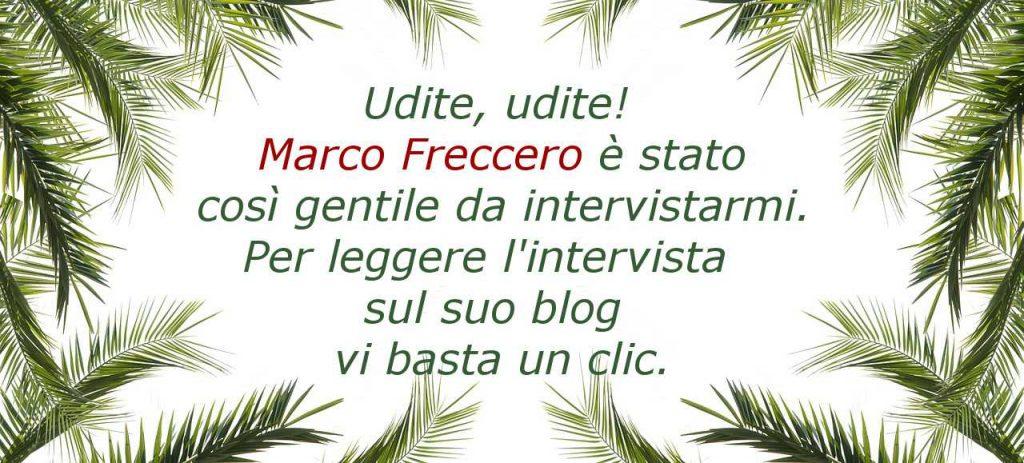 Blog Marco Freccero