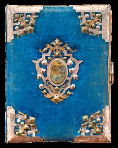 Diario di un racconto: copertina di libro fantasy