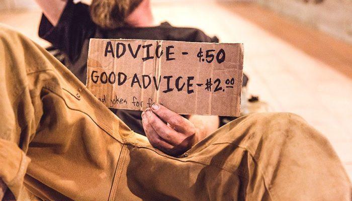 Questi consigli per scrivere forse costano troppo poco...