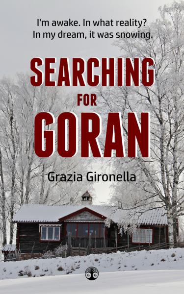 Pubblicazioni: Searching for Goran, versione inglese di Cercando Goran, 2017 (cover).