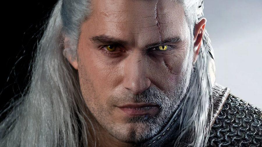 Un riuscito ibrido tra l'attore Henry Cavill, Witcher della serie Netflix, e il personaggio del videogioco CD Project, entrambi tratti dai romanzi di Andrzej Sapkowski.