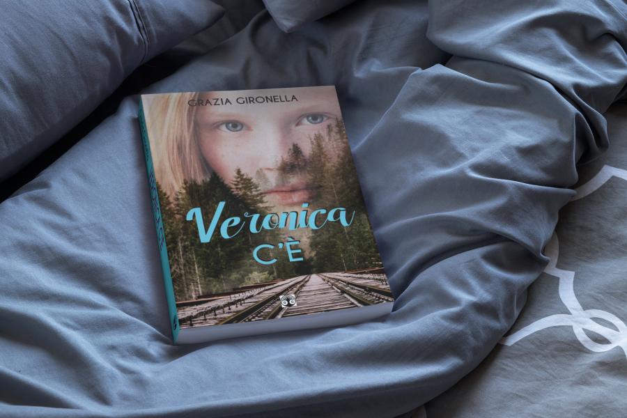 Se la presenza dell'autore nelle storie è inevitabile, c'è qualcosa di me anche in Veronica.