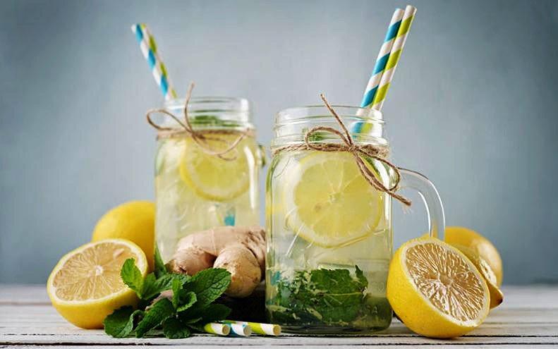 Limone e zenzero: bevanda rinfrescante in questa estate 2020