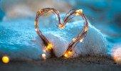 cuore luminoso heart
